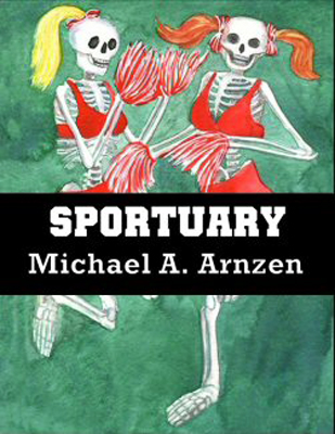 Cover art for Sportuary by Marcia Borell