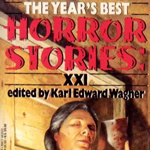 The Year's Best Horror Stories XXI (1993)